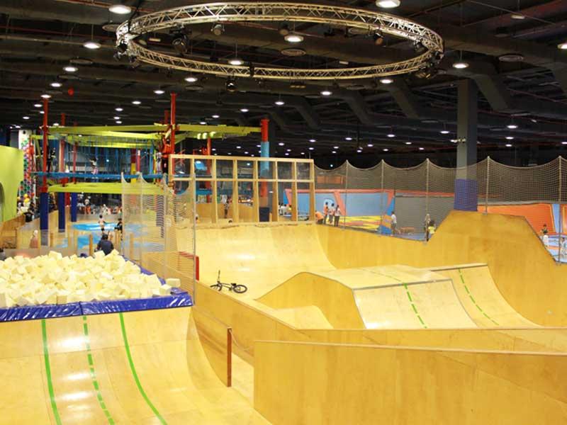 Skatepark-indoor-Kuwait-E2SCompany