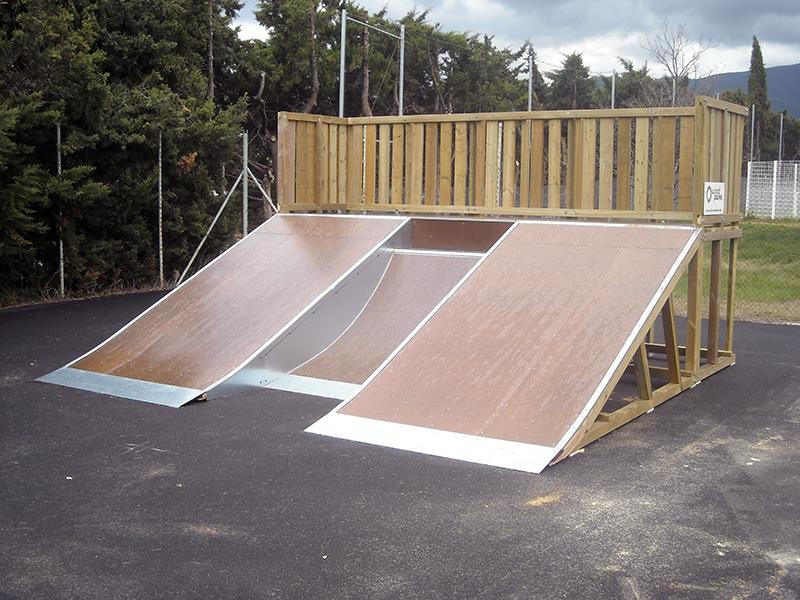 skate park bois bedoin