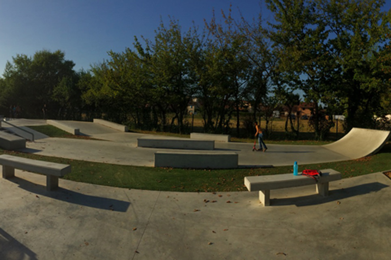 skatepark beton Anse E2SCompany