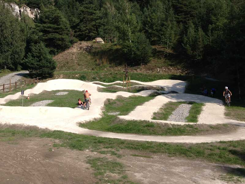 Pumptrack-Bramans