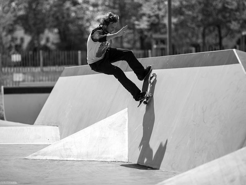 skate park beton Rhône