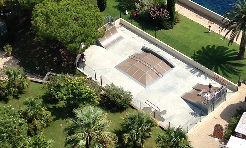 skate park monaco E2S Company