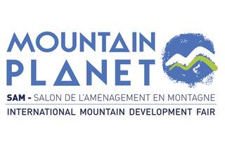 Mountain-planet